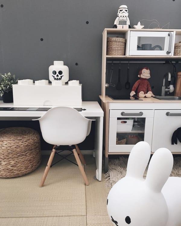 子供部屋収納アイデア20