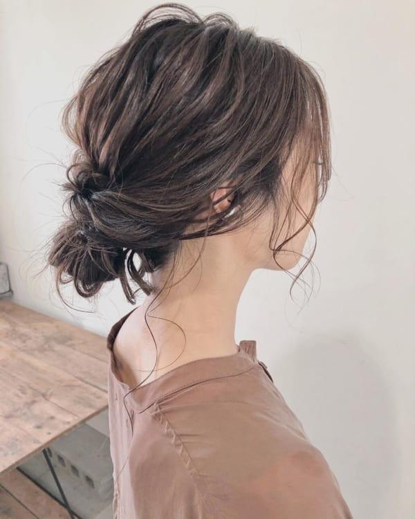 夏フェスにおすすめの髪型《ミディアム》11