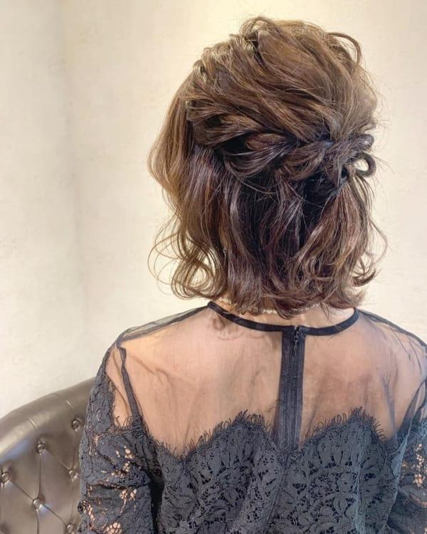 剛毛な女性におすすめのボブヘアアレンジ7