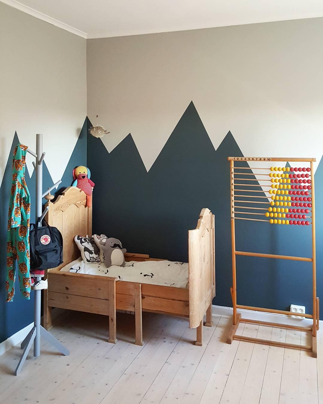 子供部屋の寝室8