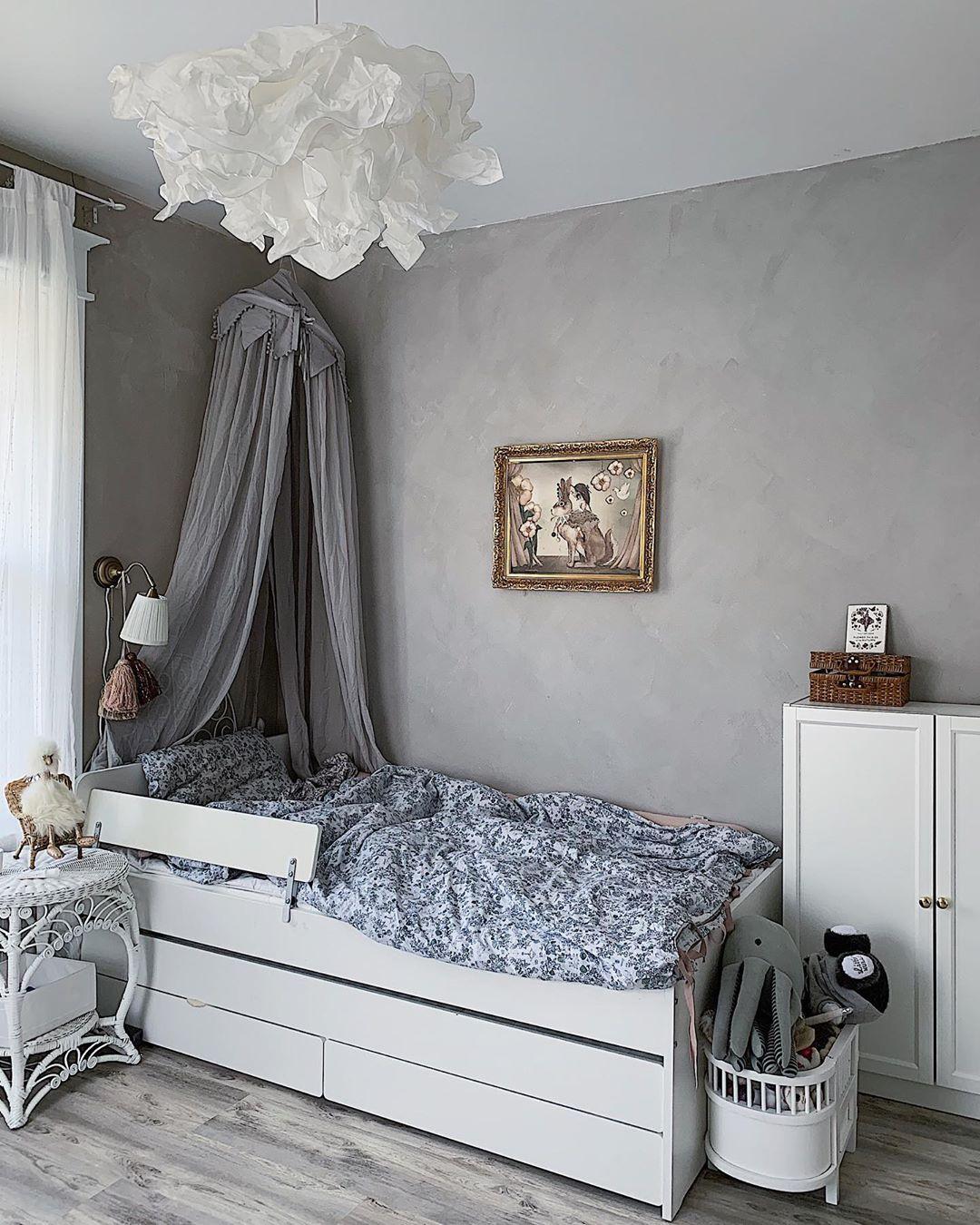 子供部屋の寝室10
