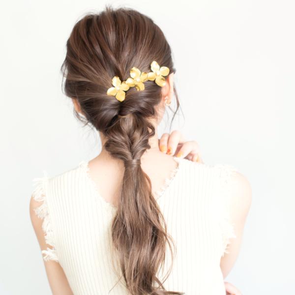 夏フェスにおすすめの髪型《ロング》4