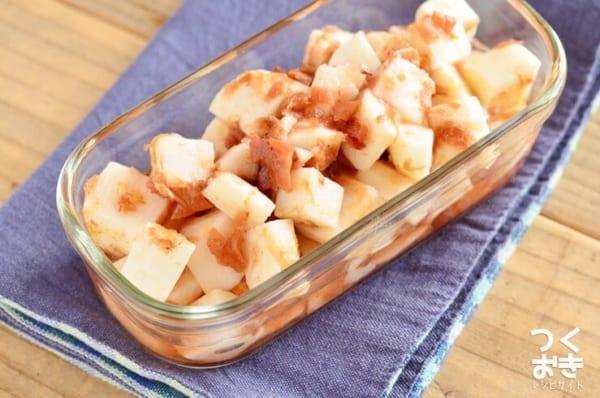 日本酒に合う長芋のおつまみで簡単人気レシピ4