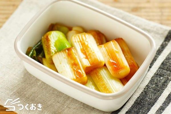 日本酒に合うネギの人気おつまみ☆簡単レシピ