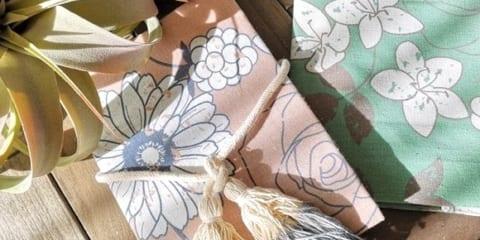 【セリアetc.】で作る便利グッズ!新学期にも役立つ布小物のプチプラDIY術