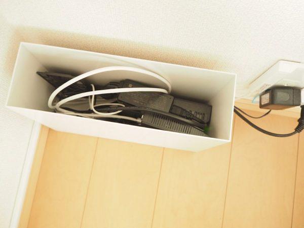 Wi-Fi ルーター 収納3