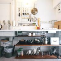 狭いキッチンの収納アイデア実例集!みんなが実践してる工夫を参考にしよう♪
