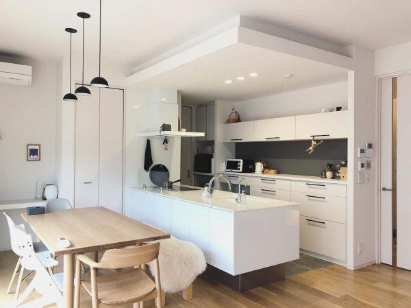 キッチン 照明4