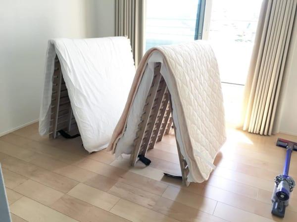 使い勝手抜群のシンプルな寝室2