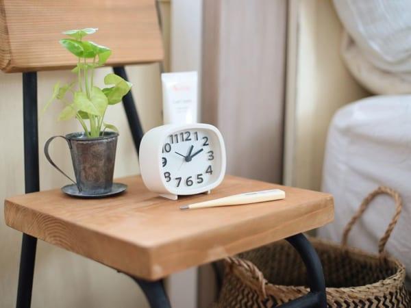 【ダイソー】ロングランヒットの置き時計