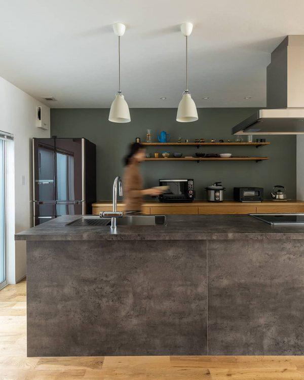 キッチン 照明6