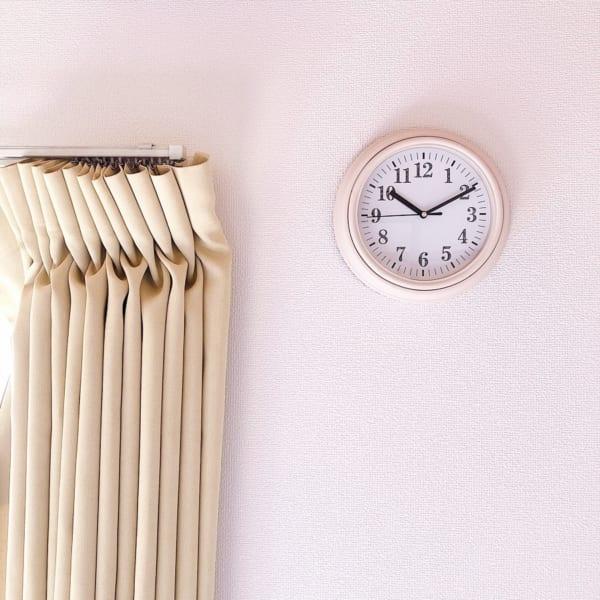 【3COINS】アンティーク風の壁掛け時計