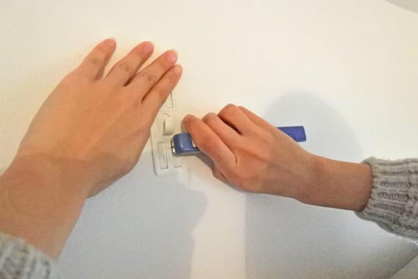 壁掛け照明10