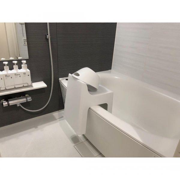 洗面所の収納アイデア14