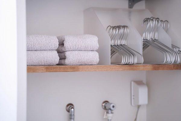 洗面所の収納アイデア6