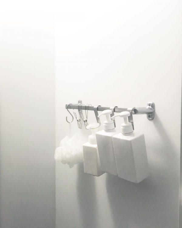 洗面所の収納アイデア12