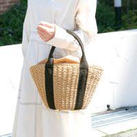 かごバッグの最新トレンドコーデ特集!カジュアル&きれいめファッション15選