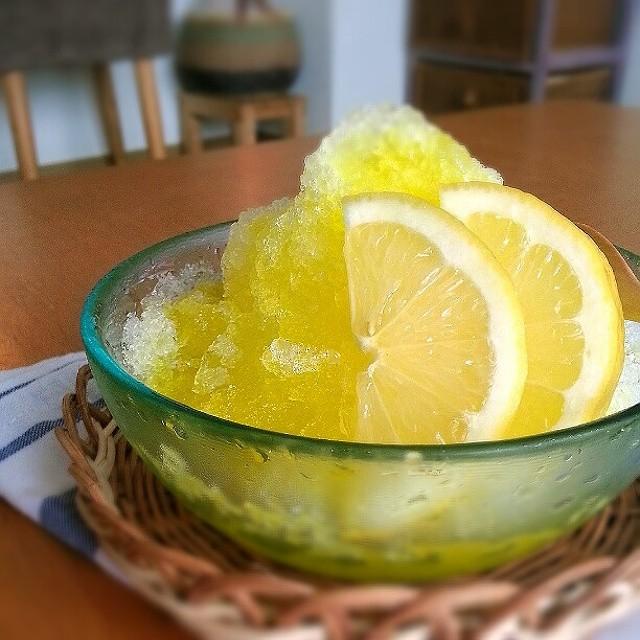 レモンの活用術20