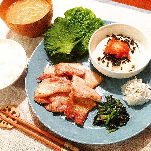 マッコリのおつまみ☆おすすめ料理《焼き物》4
