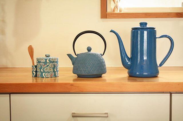 ブルー インテリア 食器