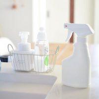 【コロナ対策に!】お家の除菌も手軽に自作!消毒スプレーの作り方