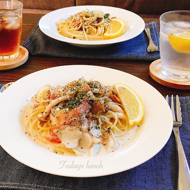 晩御飯のメニューに簡単レシピ☆主食4
