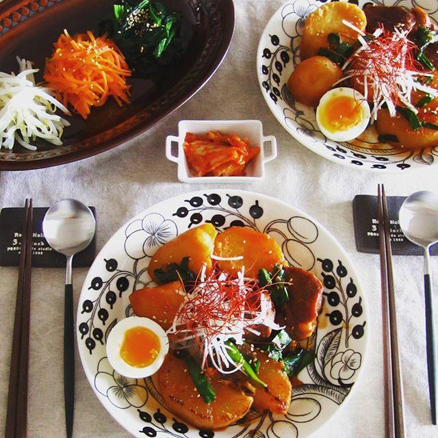 マッコリのおつまみ☆おすすめ料理《煮物》3
