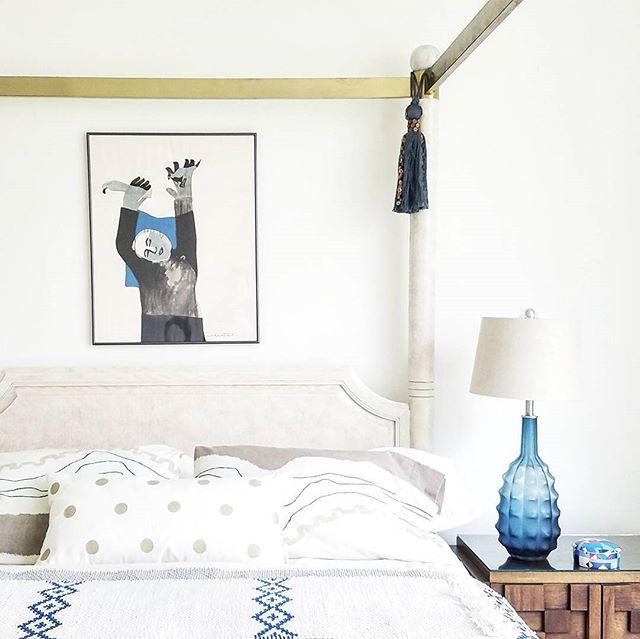 ブルー インテリア 家具2