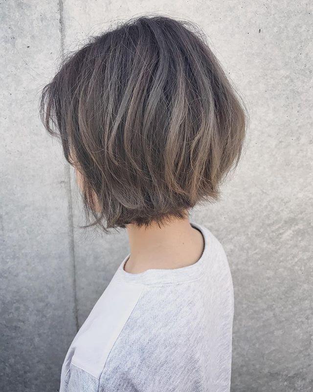 夏に取り入れたいヘアスタイル《ボブ編》