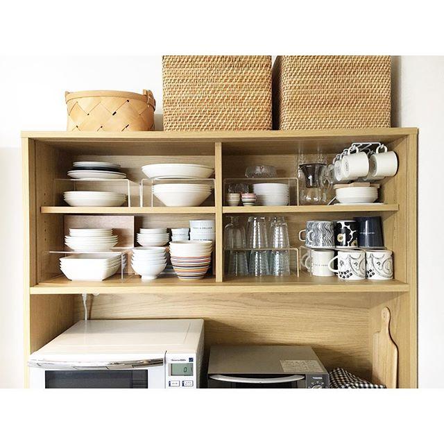 キッチン収納のコツ①増えやすいアイテムはこまめに処分