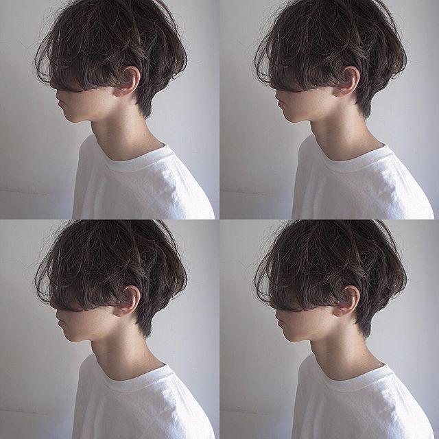 夏に取り入れたいヘアスタイル《ショート編》3