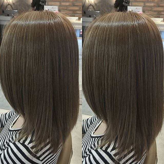 サラツヤの髪が際立つカラー