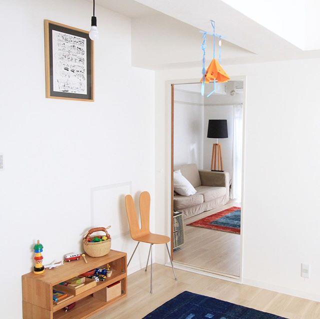 無印良品で作る洗練された部屋15