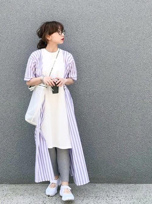 おうち&ご近所ファッション