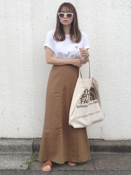 8月の大阪向けのおしゃれコーデ10