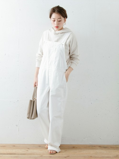 [URBAN RESEARCH] 【WEB限定】ワークサロペット
