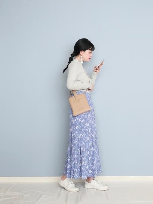 ユニクロのスカート15