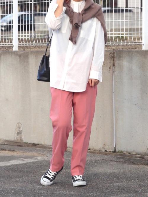 プチプラ ピンクアイテム6