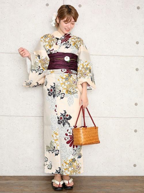 8月の京都旅行におすすめの浴衣コーデ