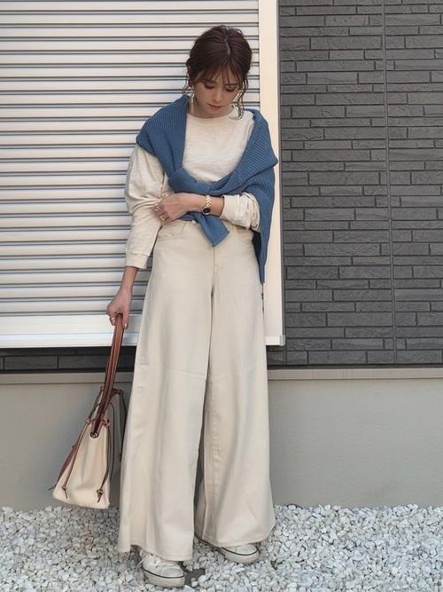 大人女子×ユニクロアイテム14