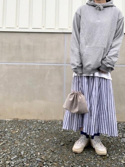 [THE SHOP TK] ハイカウント裏毛プルパーカ/スウェット/ユニセックスでオススメ!!