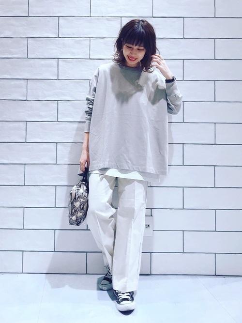 おうち&ご近所ファッション4