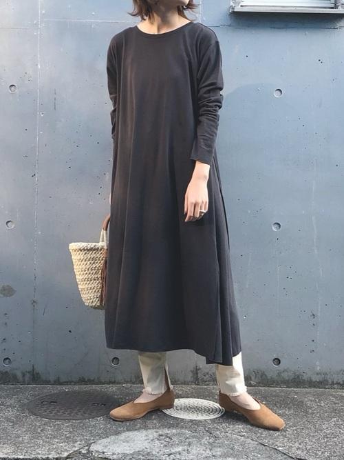[CIAOPANIC TYPY] 裾フリンジカラーレギパン