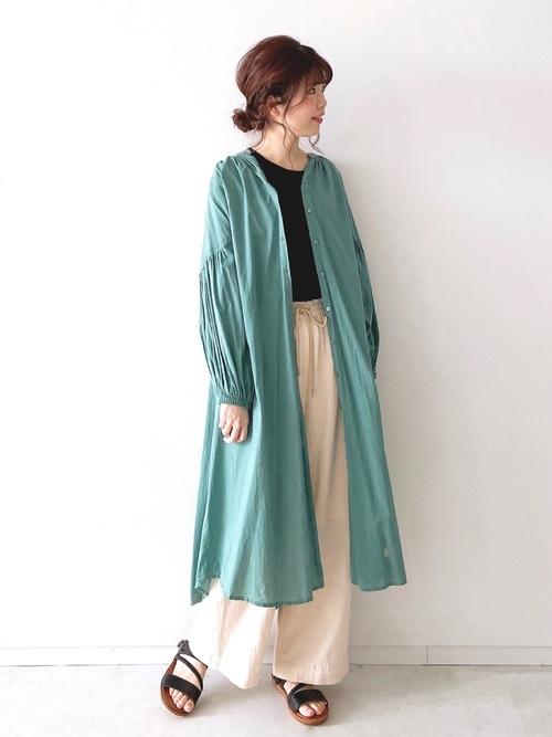 おうち&ご近所ファッション6