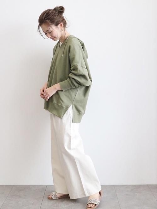 おうち&ご近所ファッション5