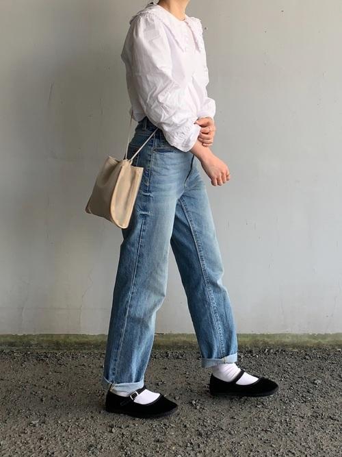 ZARA  大人女子 トップス2