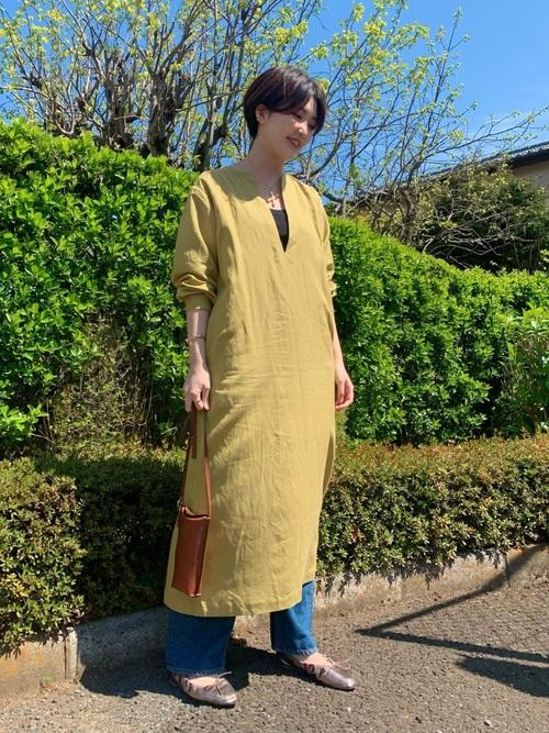 おうち&ご近所ファッション3