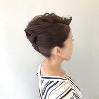 50代は上品な髪型で参列しよう♪結婚式におすすめのおしゃれなヘアアレンジ特集