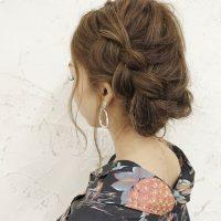 ロングさんのお祭りヘア18選!浴衣に似合う大人なアレンジ例と髪型の作り方