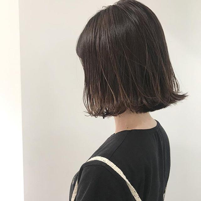 夏に取り入れたいヘアスタイル《ボブ編》3